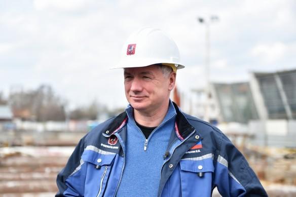 Марат Хуснуллин. Фото: stroi mos.ru