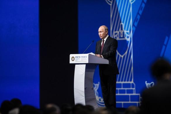 Владимир Путин . Фото: GLOBAL LOOK press/TASS Host Photo Agency