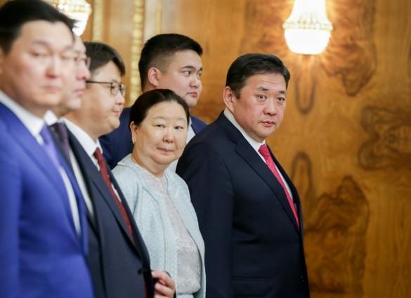 Делегация Монголии. Фото: vk.com/duma