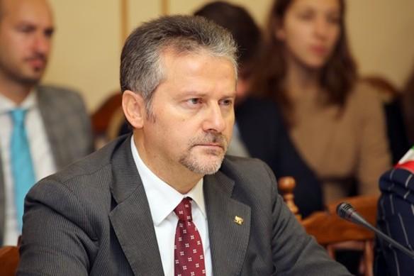 Роберто Чамбетти. Фото: crimea.gov.ru