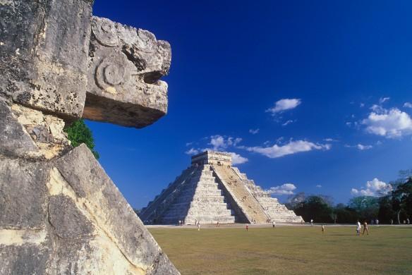Пирамиды в Мексике. Фото: GLOBAL LOOK press/Otto Stadler