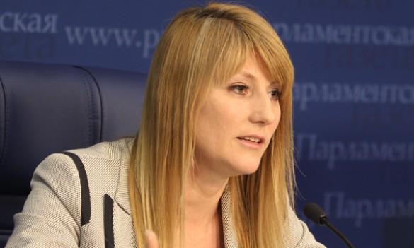 Светлана Журова. Фото: er.ru