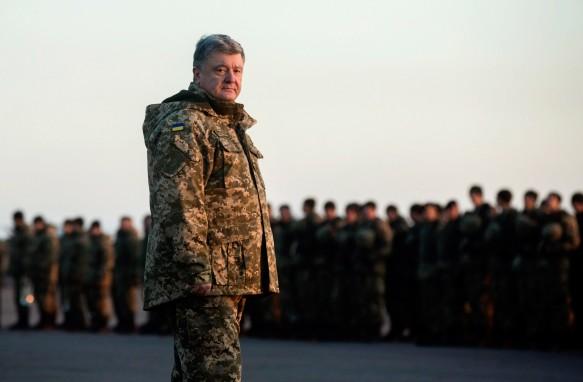 Петр Порошенко. Фото: GLOBAL LOOK press