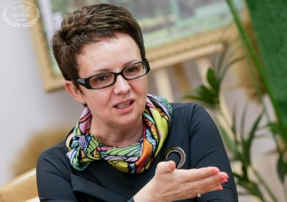 Ольга Савастьянова. Фото: duma.gov.ru