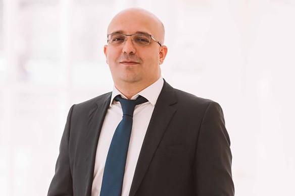 Георгий Киртбая. Фото: Пресс-служба