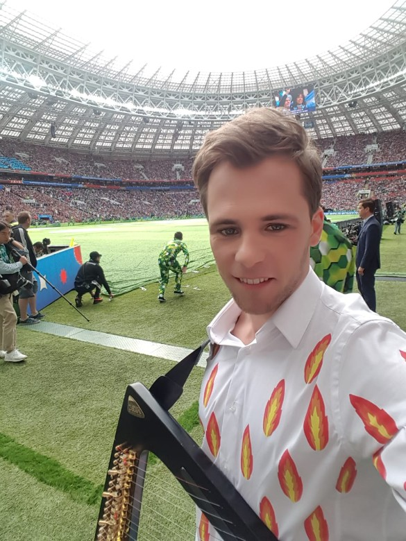 Александр Болдачев. Фото: пресс-служба.