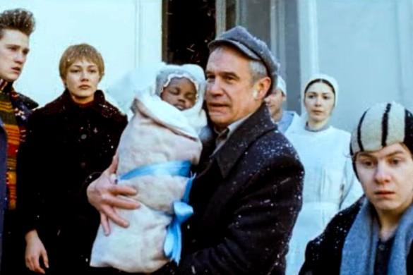 """Кадр из фильма """"Стиляги"""""""