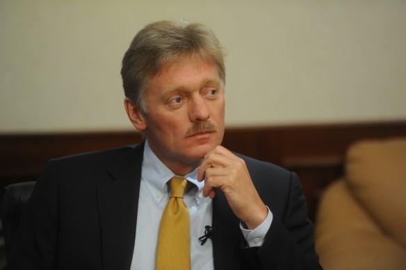Дмитрий Песков. Фото: GLOBAL LOOK press/Pravda Komsomolskaya