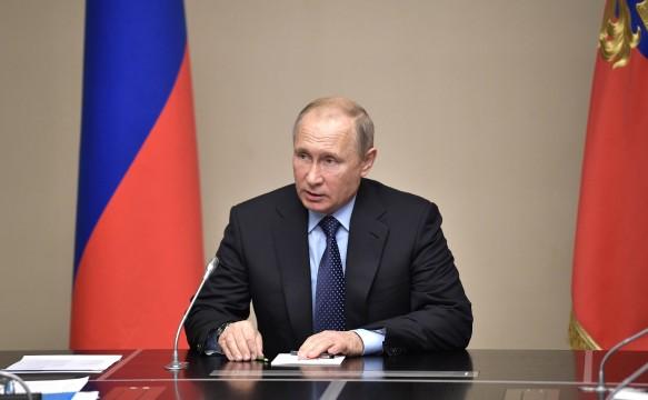 Владимир Путин. Фото: GLOBAL LOOK press