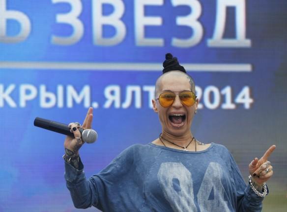 Наргиз. Фото: GLOBAL LOOK press/Anton Gyngazov