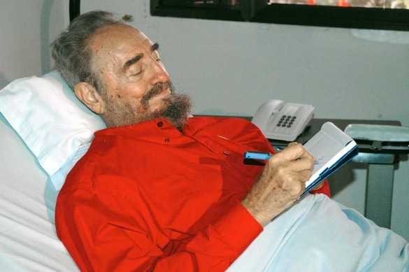 Фидель Кастро. Фото: GLOBAL LOOK press