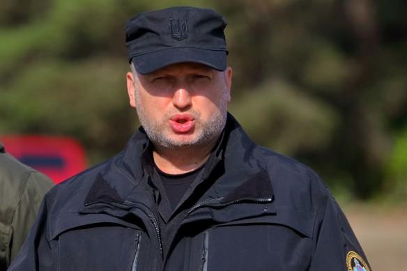 Александр Турчинов. Фото: wikipedia.org