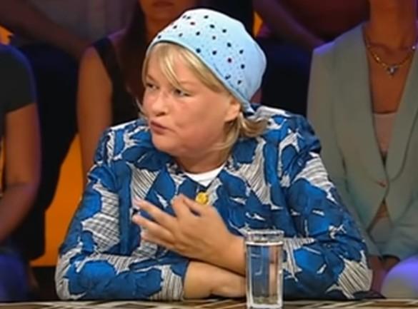 """Александра Яковлева. Фото: кадр из программы """"Привет, Андрей!"""""""