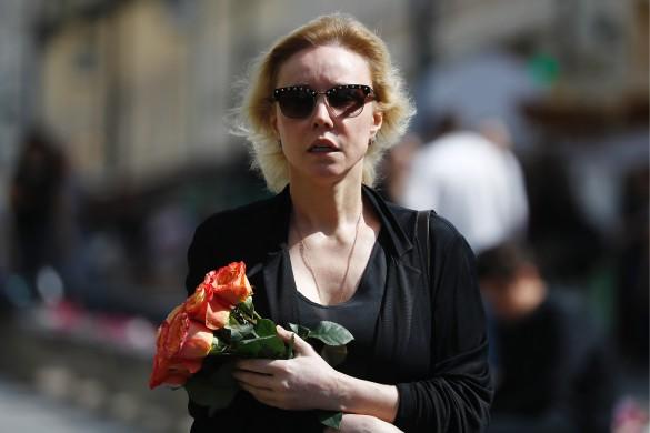 Марина Зудина. Фото: Артем Геодакян/ТАСС