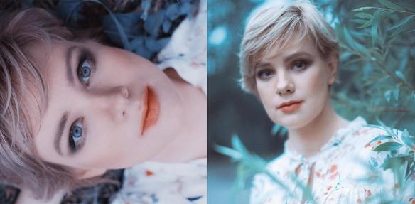 Анастасия Орлова. Фото: София и Полина Набока.