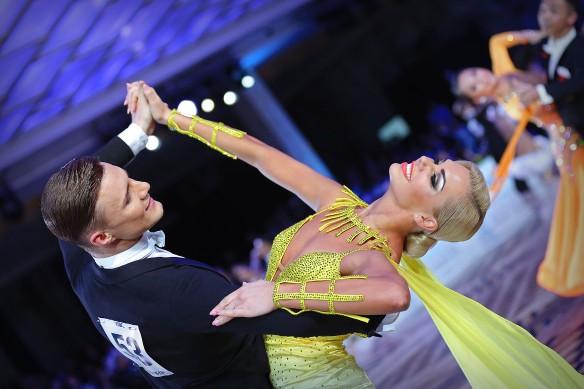 Александр Жиратков и Ирина Новожилова. Фото: Пресс-служба/Елена-Анашина