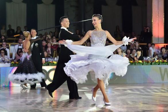 Виктор Фанг и Анастасия Муравьева (США). Фото: Пресс-служба/Олег Коныжев