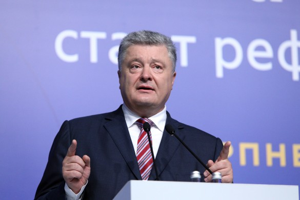 Петр Порошенко. Фото: GLOBAL LOOK press/Danil Shamkin