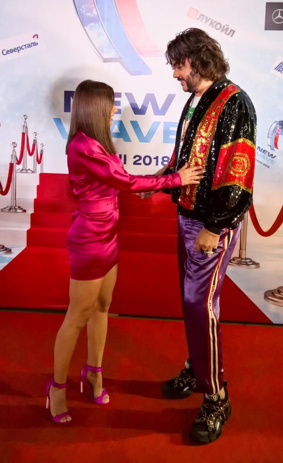 Ани Лорак и Филипп Киркоров. Фото: Dni.Ru/Феликс Грозданов