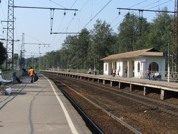 Станция Купавна. Фото: wikipedia.org