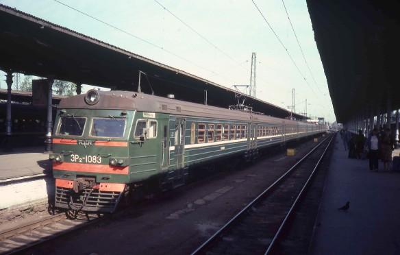 ЭР2-1083 (с обновлённой кабиной). Фото: wikipedia.org
