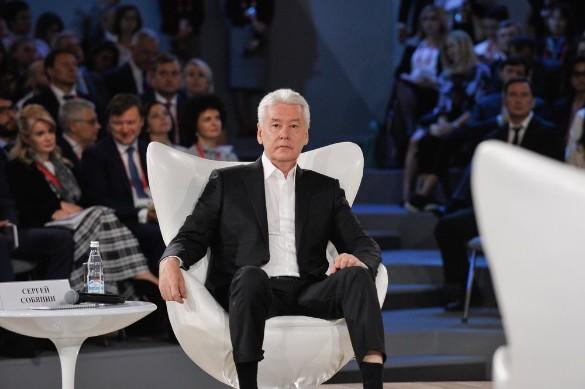 Сергей Собянин. Фото: mskagency.ru/ Авилов Александр
