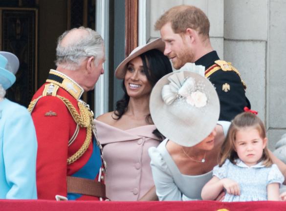 Королевская семья. Фото: Ray Tang/Globall look press