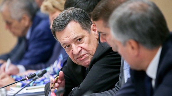 Андрей Макаров. Фото: duma.gov.ru