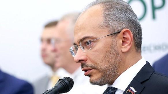 Николай Николаев. Фото:duma.gov.ru