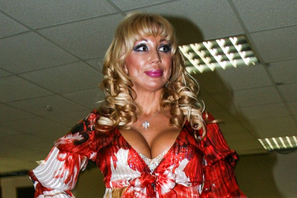Маша Распутина. Фото: GLOBAL LOOK press/Alexander Keltik
