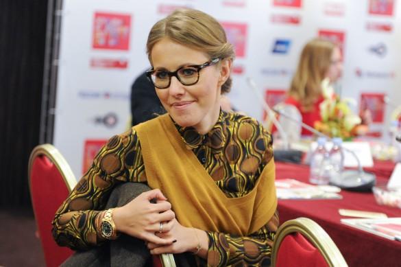 Ксения Собчак беременна вторым. Фото: GLOBAL LOOK press/Anton Belitsky