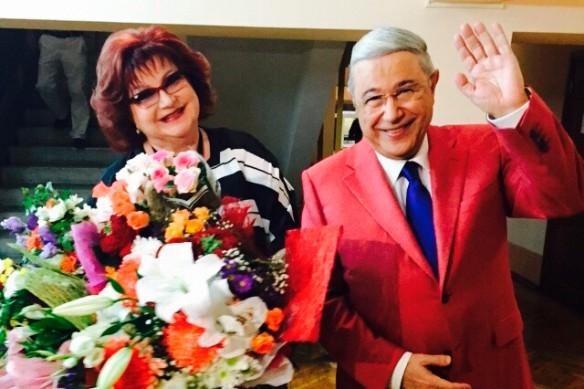 Евгений Петросян и Елена Степаненко делят имущество, но достаться оно может другому человеку. Фото: instagram.com/petrosyanevgeny