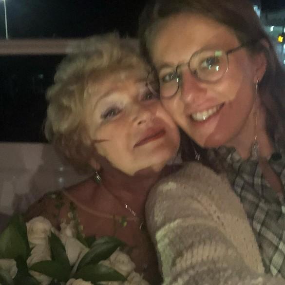 Ксения Собчак с матерью Людмилой Нарусовой. Фото: Ksenia Sobchak/Instagram.com