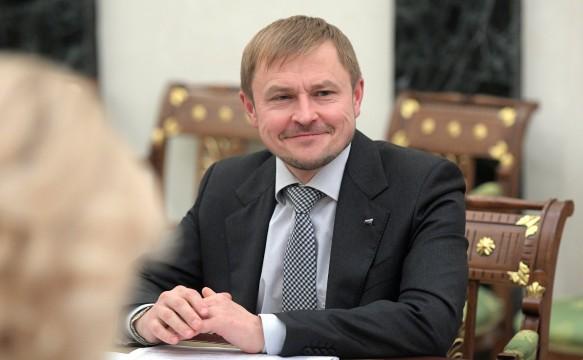 Александр Калинин. Фото: GLOBAL LOOK press/Kremlin Pool