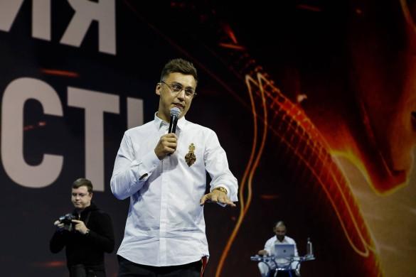 Дмитрий Портнягин. Фото: Пресс-служба