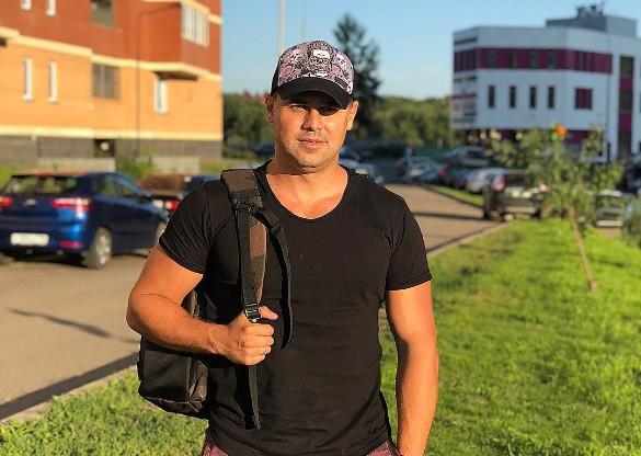 Сергей Пынзарь. Фото: instagram.com/pinzar_sergei