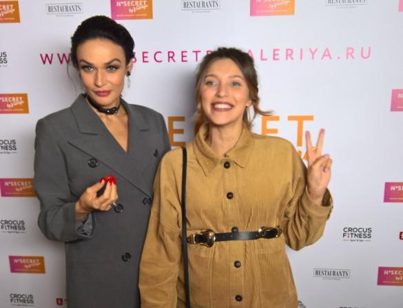 Регина Тодоренко и Алена Водонаева. Фото: Dni.ru/Феликс Грозданов