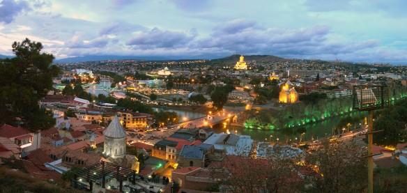 Тбилиси. Фото: flickr.com/vshioshvili