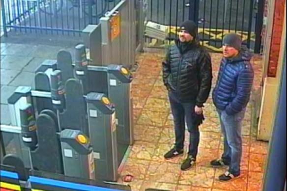 Фото: GLOBAL LOOK press/Metroplitan Police