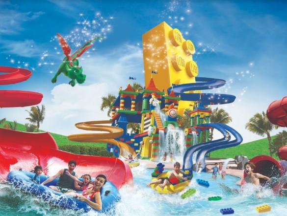 LEGOLAND ® Water Park.  Фото: Пресс-служба