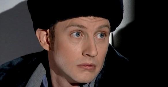 """Михаил Фатеев. Кадр из фильма""""Глухарь-3"""" (2010)"""