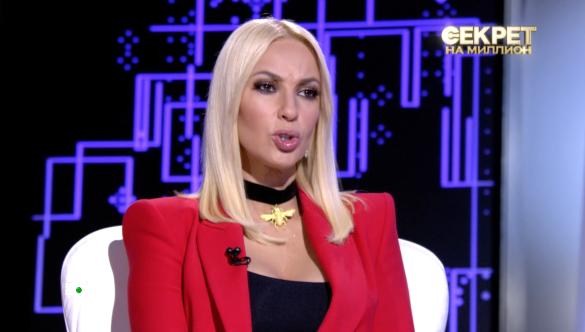Лера Кудрявцева. Фото: скрин ntv.ru