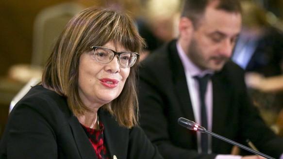 Майя Гойкович. Фото: duma.gov.ru