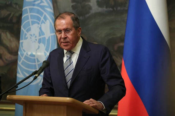 Сергей Лавров. Фото: GLOBAL LOOK press/MFA Russia Press Service