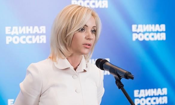 Ольга Казакова. Фото:er.ru