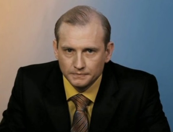 """Кадр из сериала """"Журов"""" (2009)"""