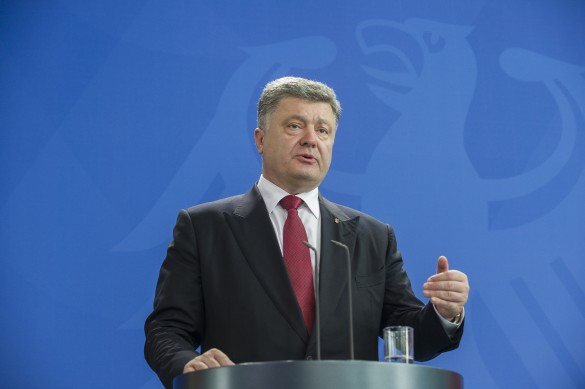 Петр Порошенко. Фото: GLOBAL LOOK press/Markus Heine