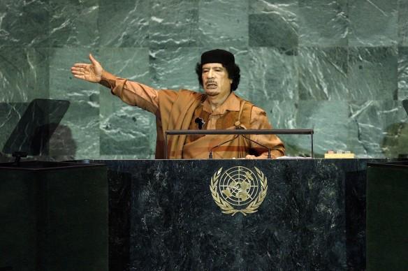Каддафи Муаммар. Фото: GLOBAL LOOK press/z03