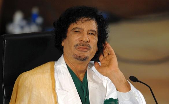 Каддафи Муаммар. Фото: GLOBAL LOOK press/imago stock&people