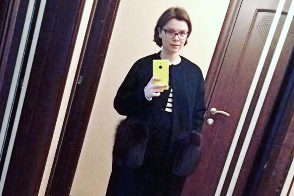 Татьяна Брухунова. Фото: facebook.com/tatyana.bruhunova